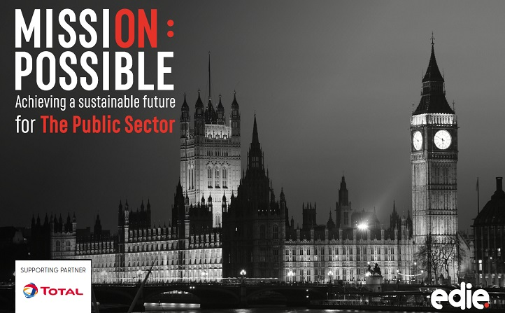 Mission Possible: achieving a sustainable future for the public sector