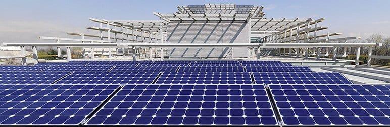 SunPower commercial solar panels