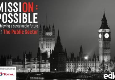 sustainable future for the public sector