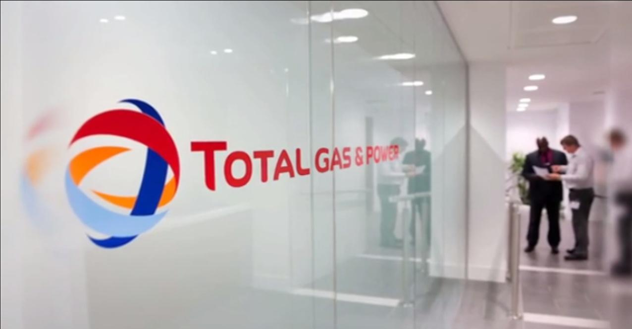 Total Gas and Power office in Redhill